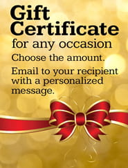 Gift Certificate0