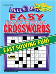 Dell's Easy Fast 'n' Fun Crosswords1