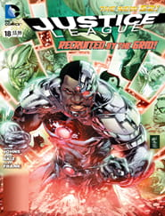 Justice League Comic3