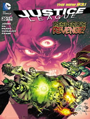 Justice League Comic1