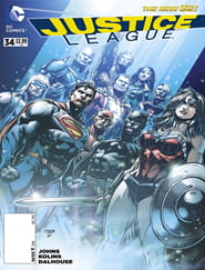 Justice League Comic0