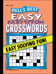 Dell's Easy Fast 'n' Fun Crosswords